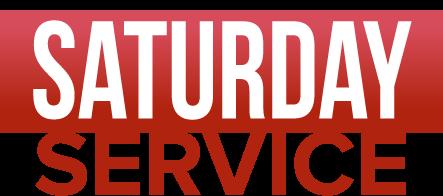 saturday-service