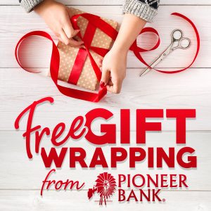 Free gift wrapping next week in roswell pioneer bank gift wrapping istock instagram negle Gallery