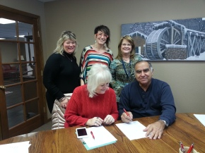 Congratulations on your newhome!
