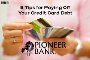 9 Tips for Paying Off Your Credit CardDebt