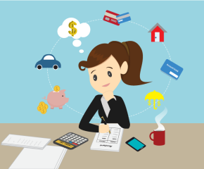 Organize Your Finances for the NewYear