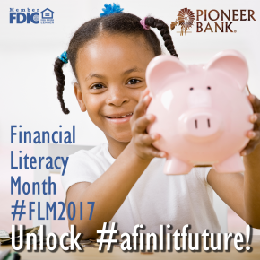 Financial Literacy Month#FLM2017