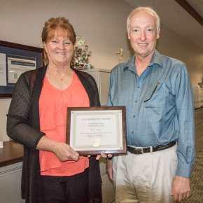 Congratulations Jeannie Aldrich