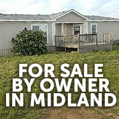For Sale by Owner in Midland