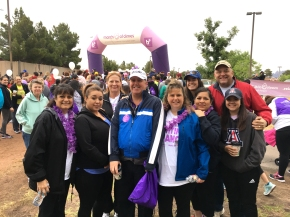 Team Pioneer Raises Funds for the March ofDimes!