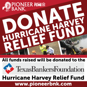 Donate to Hurricane Harvey Relief Fund