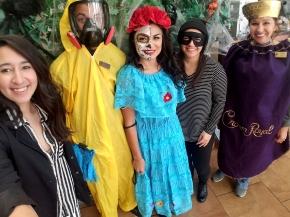 Halloween at PioneerBank