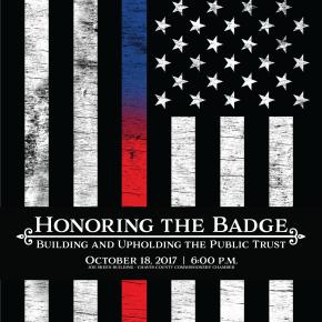 Honoring the Badge