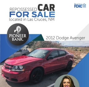 2012 Dodge Avenger for sale in Las Cruces