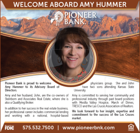 Welcome aboard Amy Hummer!
