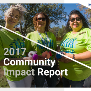 Pioneer Bank creates a meaningful impact in ourcommunities