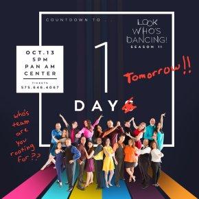 Karissa Avila Doan participates in dancecompetition