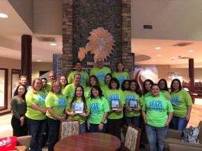 Team Pioneer is dedicated to March of Dimes
