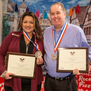 Team Pioneer Members Earn Presidential Service Awards!